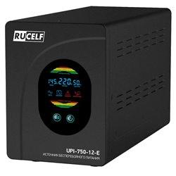 Источник бесперебойного питания RUCELF UPI-750-12-E