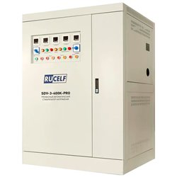 Стабилизатор напряжения RUCELF SDV-3-400K-PRO