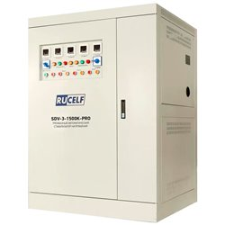 Стабилизатор напряжения RUCELF SDV-3-1500K-PRO
