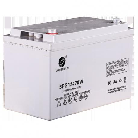 Аккумуляторная батарея АКБ 100-10-B