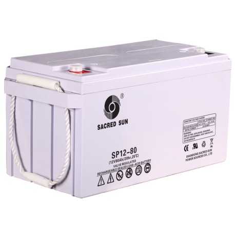 Аккумуляторная батарея АКБ 80-10