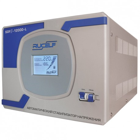 Стабилизатор SDFII-12000-L