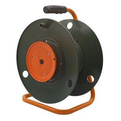 Катушка без провода GLANZEN с выносным барабаном Ф300 мм ЕК-01-300