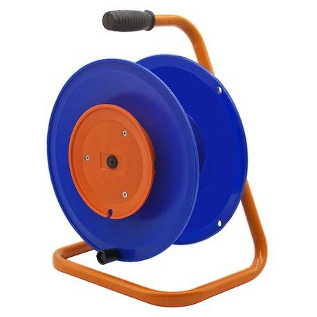 Катушка без провода GLANZEN с выносным барабаном Ф250 мм ЕК-02-250