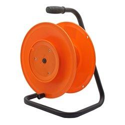 Катушка без провода GLANZEN с выносным барабаном Ф250 мм ЕК-01-250