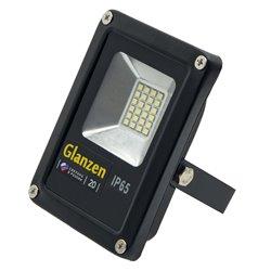 Светодиодный прожектор GLANZEN FAD-0002-20