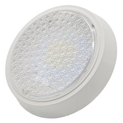 Cветодиодный светильник ЖКХ GLANZEN RPD-0001-08 круг