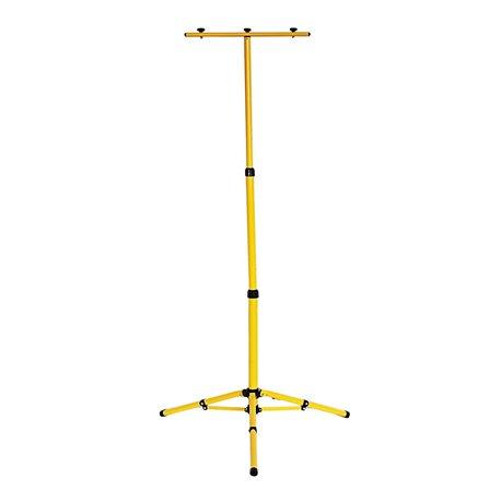 Стойка GLANZEN желтая, двухместная STD-0001-160