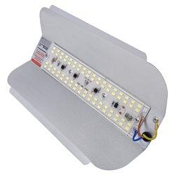Cветодиодный светильник универсальный GLANZEN RPD-0001-50-eco