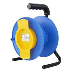 Катушка без провода GLANZEN с выносным барабаном Ф240мм EL-01-240