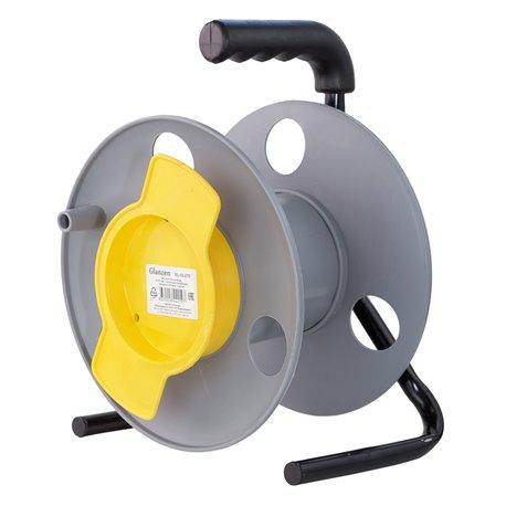 Катушка без провода GLANZEN с выносным барабаном Ф270мм EL-01-270